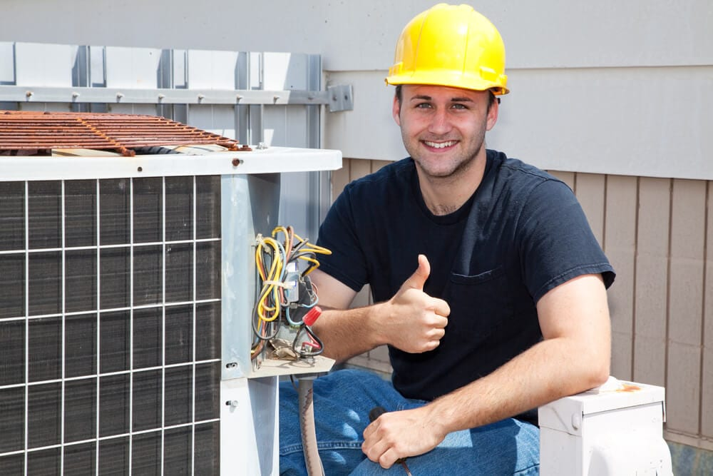 heating contractor gillespie il