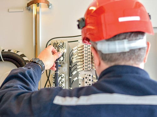 home security wiring near gillespie illinois