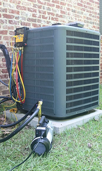 HVAC maintenance mt olive il