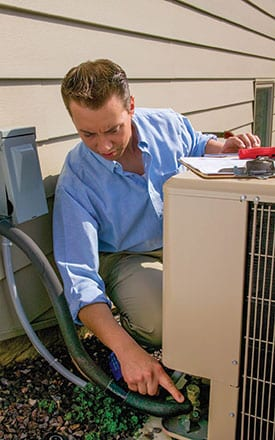 air conditioner repair and tune up near mt. olive illinois